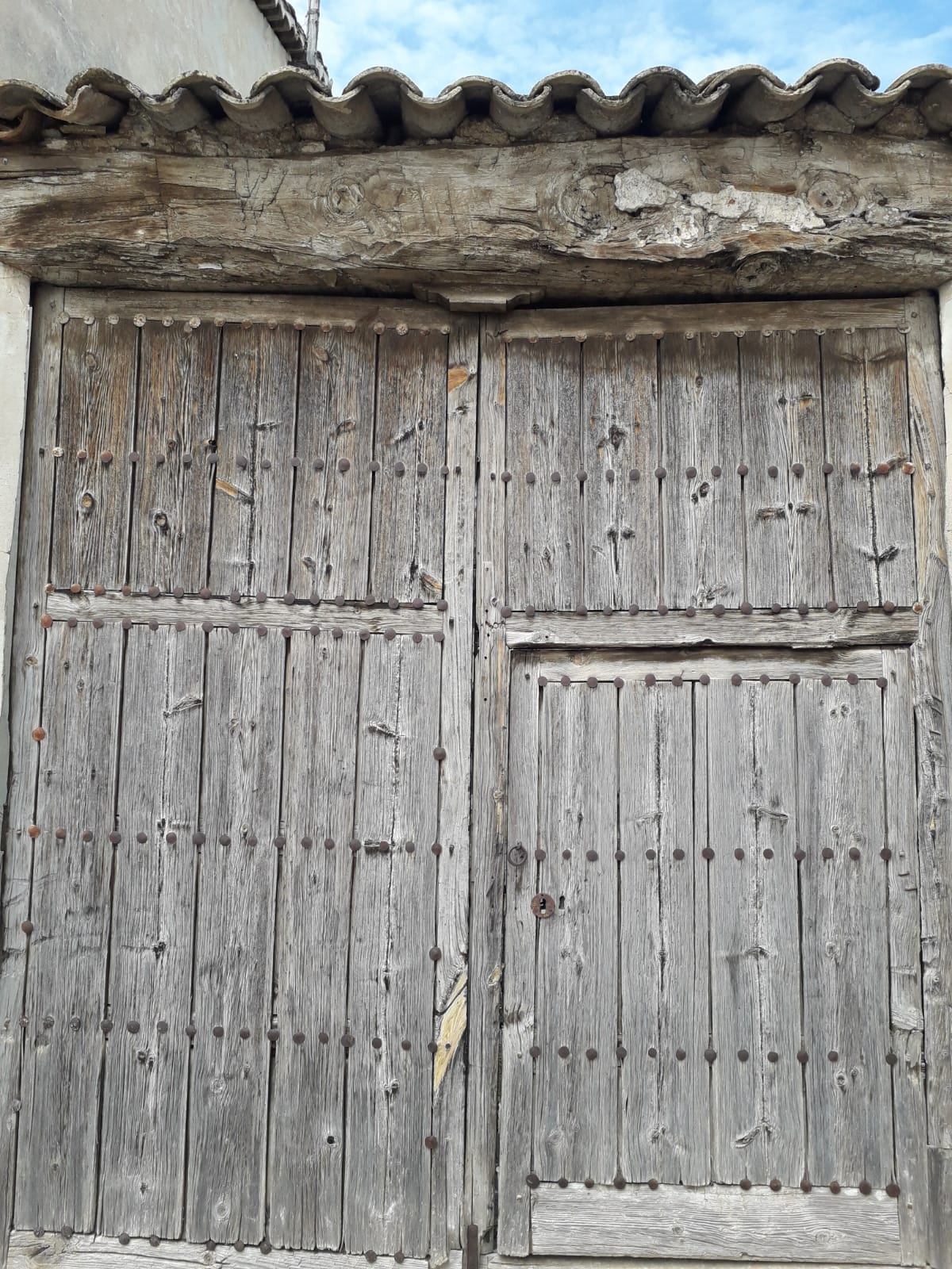 Portón. Serranía de Cuenca
